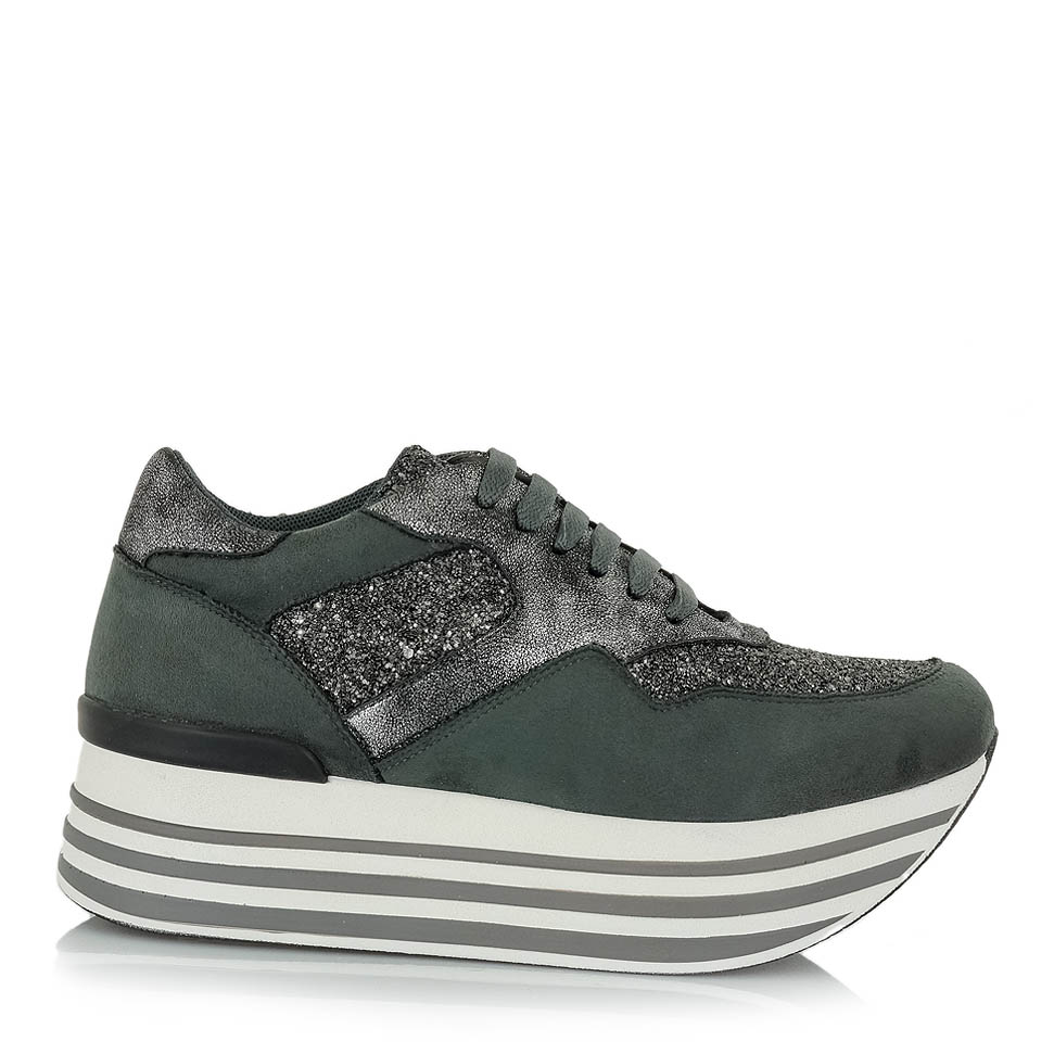 LACE-UP SHOES σχέδιο: F17004133 outlet   γυναικεια   lace up shoes