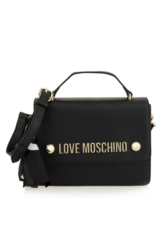 LOVE MOSCHINO ΤΣΑΝΤΕΣ ΤΑΧΥΔΡΟΜΟΥ H60863099 - ΜΑΥΡΟ  2a6d0c6c3c9